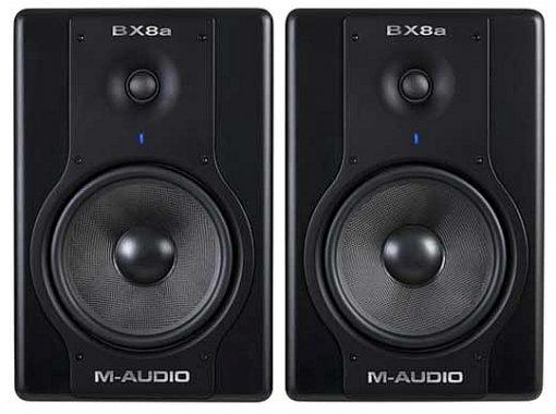 רמקולים אולפניים M-AUDIO BX8D3