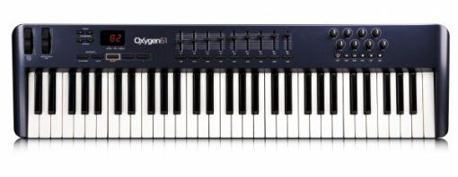 מקלדת שליטה M-AUDIO OXYGEN-61
