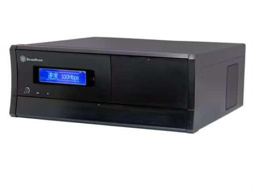 מארז מחשב SILVERSTONE GD-01 MXR