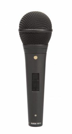 מיקרופון RODE M1-S