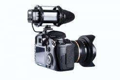 מיקרופון למצלמות BOYA BY-V02