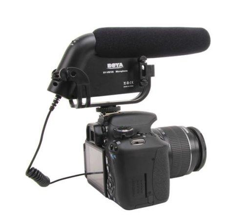 מיקרופון למצלמות BOYA BY-VM190