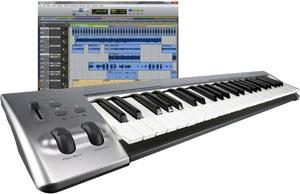 מקלדת שליטה M-Audio Keystudio 49es