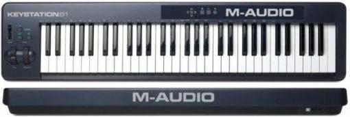 מקלדת שליטה M-Audio Keystation-61MK II
