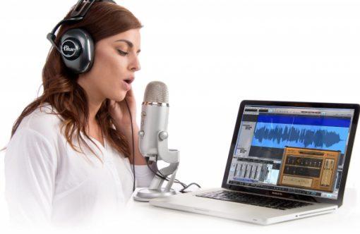 מיקרופון BLUE YETI STUDIO