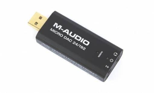 ממיר אודיו דיגיטלי M-Audio Micro Dac