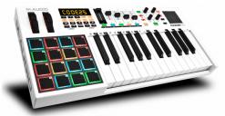 מקלדת שליטה M-AUDIO CODE 25