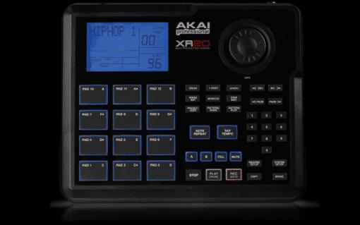 מכונת תופים AKAI XR20