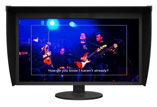 מסך מחשב מקצועי EIZO ColorEdge CG318