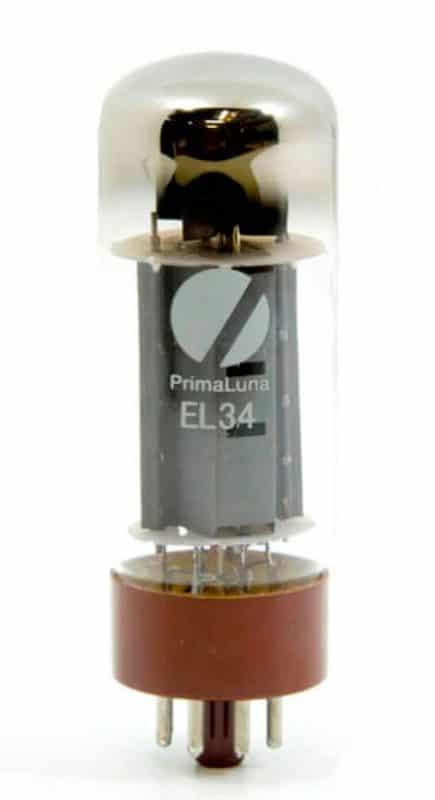מגבר מנורות משולב PRIMA LUNA EVO-400