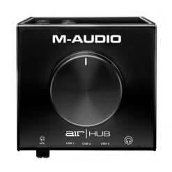 כרטיס קול מקצועי M-AUDIO AIR-HUB