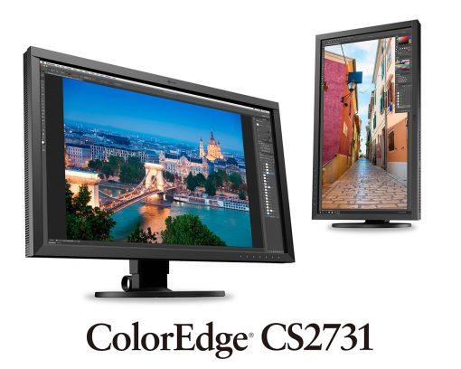מסך מחשב מקצועי Eizo ColorEdge CS-2731