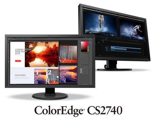 מסך מחשב מקצועי Eizo ColorEdge CS-2740