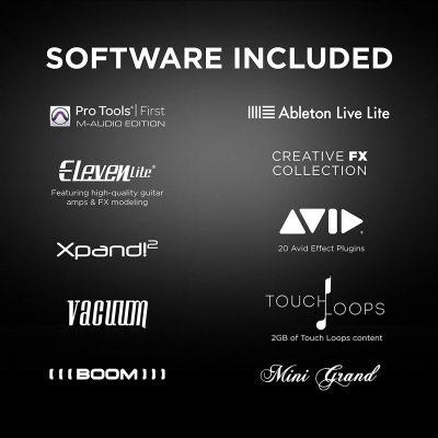 כרטיס קול דגם M-Audio AIR 192/4